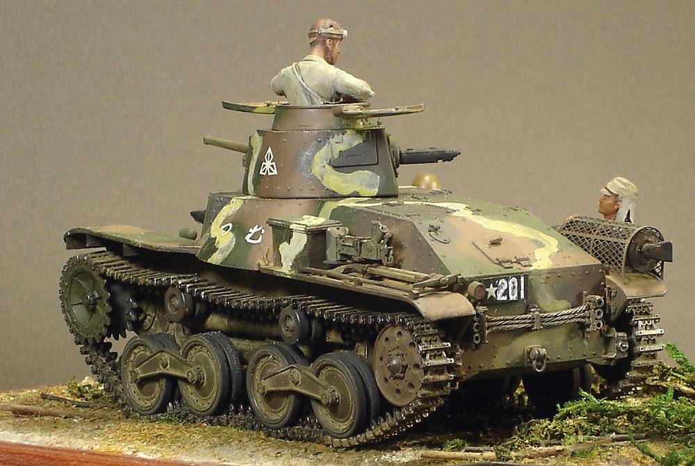 九五式軽戦車の画像 p1_33